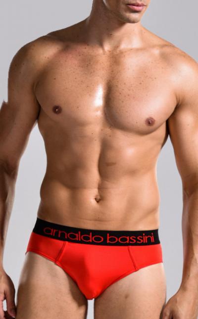 Quần lót nam hàn quốc Arnaldo Bassini đỏ 103C