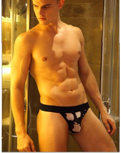quần lót nam siêu sexy đen 223A