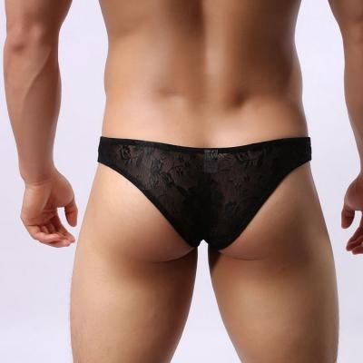 Quần lót nam bikini ren  siêu sexy 231A