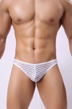 Quần sịp nam sexy trắng 126B