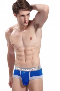 Quần lót nam cao cấp mềm mại xanh 224D