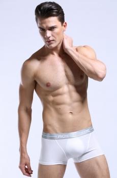 Quần lót nam boxer AOELEMEM Lưng bóng trắng 330B