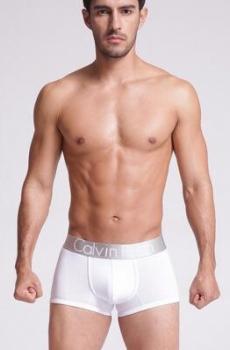 Quần lót nam Calvin Klein vải Modal siêu cao cấp trắng ck1