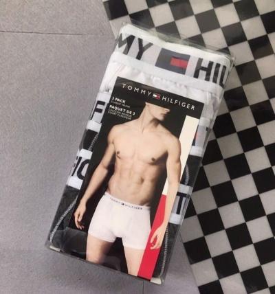 Hộp 3 Quần lót nam Tommy Hilfiger dáng boxer cao cấp