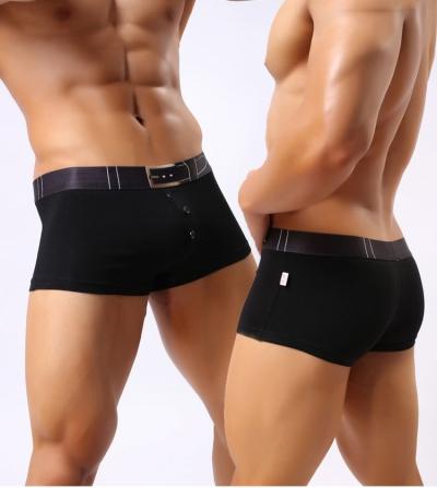 quần lót nam boxer giả thắt lưng phong cách 359A