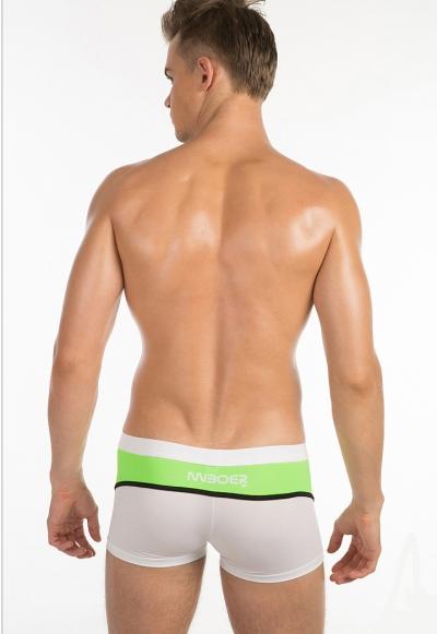 Đồ bơi nam phong cách MIBOER vàng chanh 911F