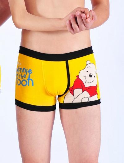 Quần sip nam Cartoon Gấu Pooh H20 (Có đồ đôi)