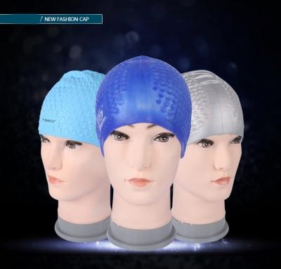 Mũ bơi nam Silicon chuyên nghiệp MB1