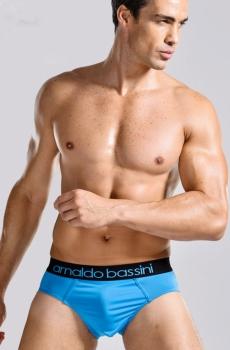 Quần lót nam hàn quốc Arnaldo Bassini màu xanh 103D