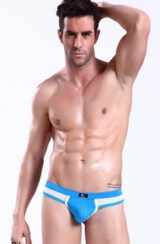 Quần lót nam cá tính xanh dương 238D