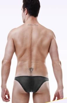 Quần lót nam Bikini lưới gợi cảm 260A