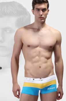 Quần boxer nam kẻ cá tính  372D