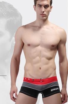 Quần boxer nam kẻ cá tính  372G