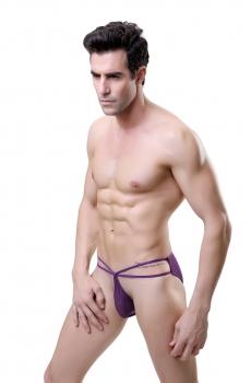 Quần lót nam hàng độc sexy màu tím 501E